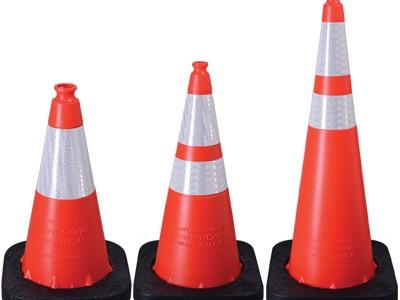 Fungsi Traffic Cone / Kerucut Lalu Lintas