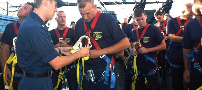 Metode pengecekan safety harness / body harness sebagai alat keselataman kerja khususnya pada ketinggian
