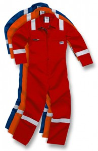 Coverall Nomex Fire Clothing Red