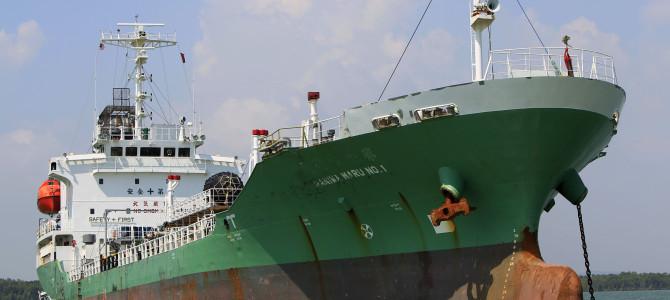 Alat keselamatan di atas kapal tanker