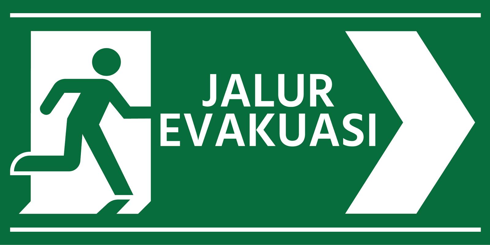 Pengertian Dan Penerapan Jalur Evakuasi Rian Jaya Safety Perlengkapan Alat Safety Jakarta