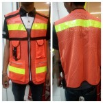 rompi safety 4 kantong