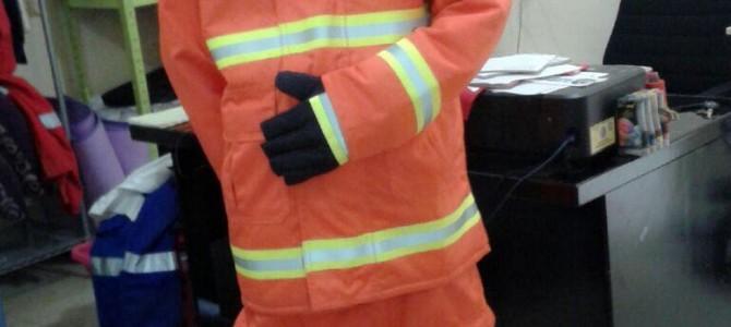 Jual baju pemadam kebakaran fireman suit tahan api