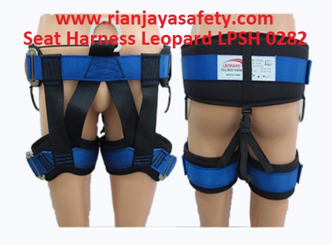 seat harness leopard LPSH 0282