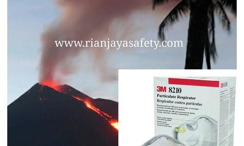 Cara Mencegah Dampak Negatif Abu Vulkanik