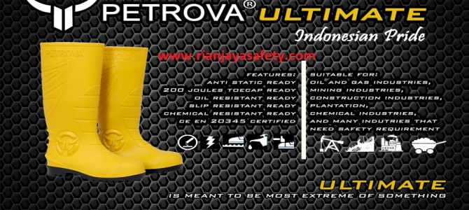 Petrova Ultimate Safety Boots