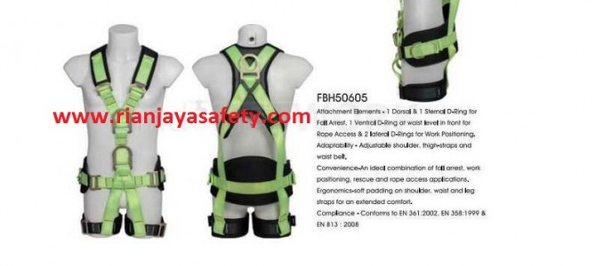 Body Harness A Stabil FBH 50605