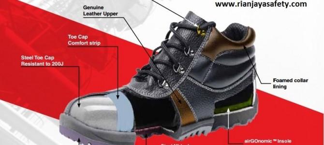 Toko Sepatu Safety Harga Murah dan Lengkap Rian Jaya Safety