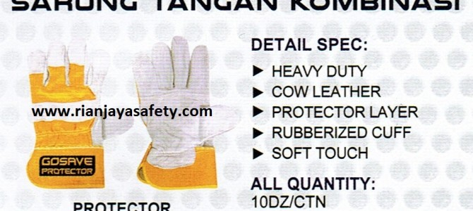 Fungsi Sarung Tangan Safety