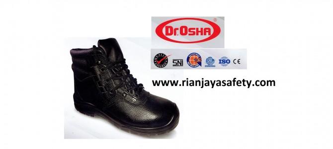 Jual safety shoes LTC Glodok