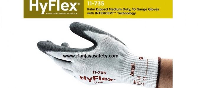 Ansell HyFlex 11-735