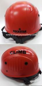 jual helm safety climb rockstar