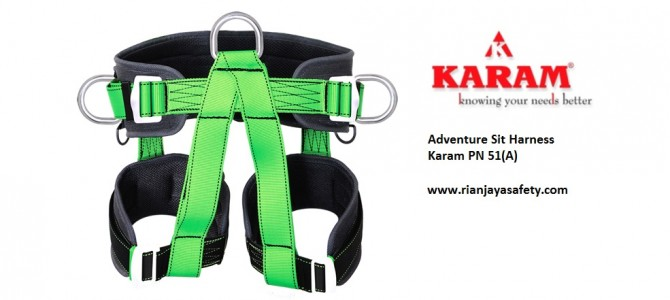 Sit Harness Karam Rhino Adventure PN 51(A)