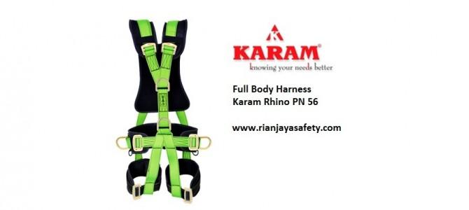Full Body Harness Karam Rhino PN 56