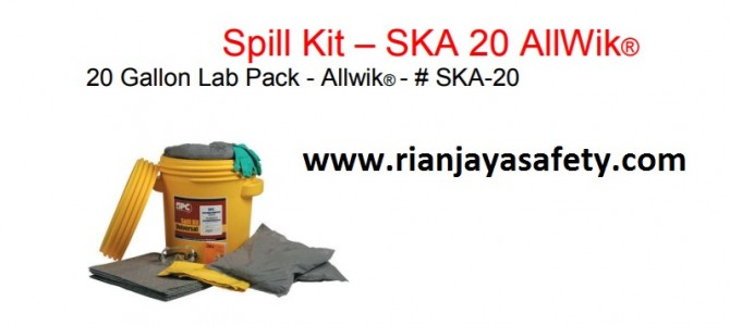 Spill Kit SPC SKA 20 gallon