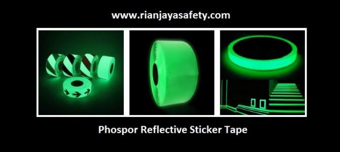Phospor Reflective Sticker Tape