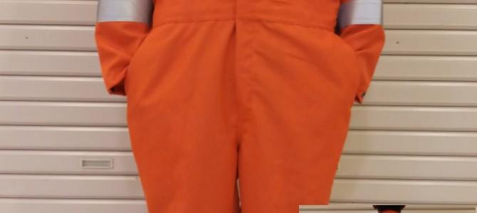 Pembuatan seragam khusus perusahaan Migas