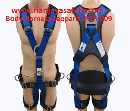 body harness leopard LPSH 009
