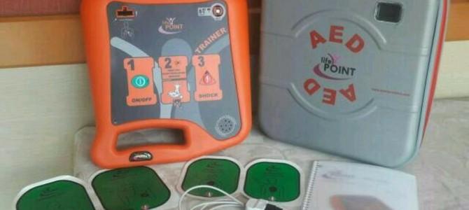 AED Trainer Metsis (Klik for detail)