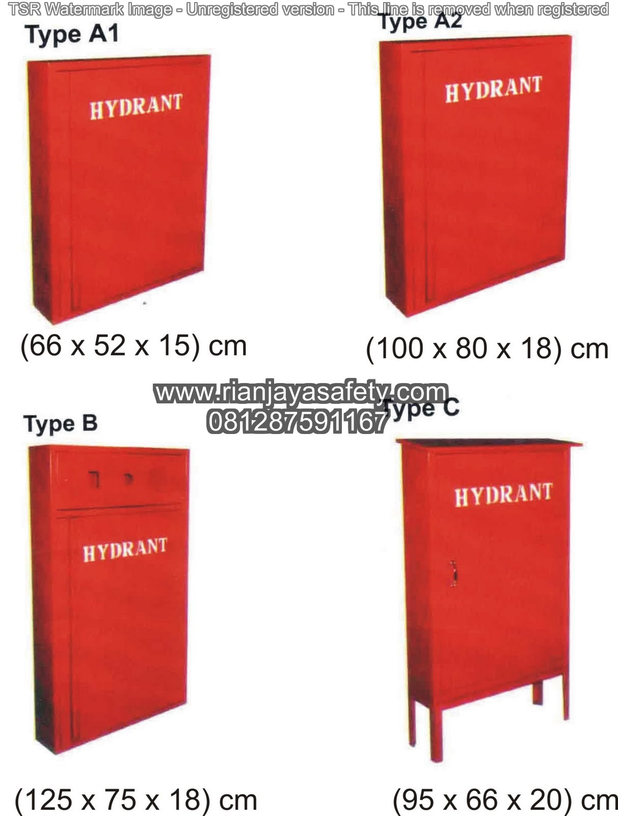BOX HYDRANT TYPE A