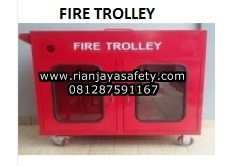jual fire trolley murah