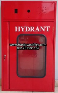 HYDRANT BOX TIPE B KACA
