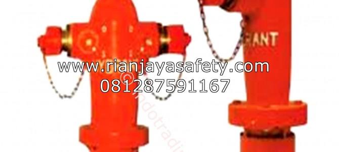 Jual hydrant pillar 2 kepala