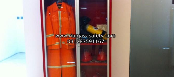 terima pembuatan lemari apd safety