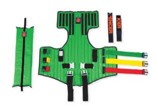 Kendrick Extrication Device / KED (Klik for detail)