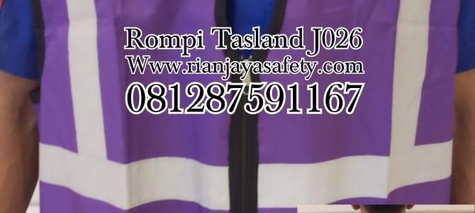 Menerima pembuatan rompi safety custom logo perusahaan
