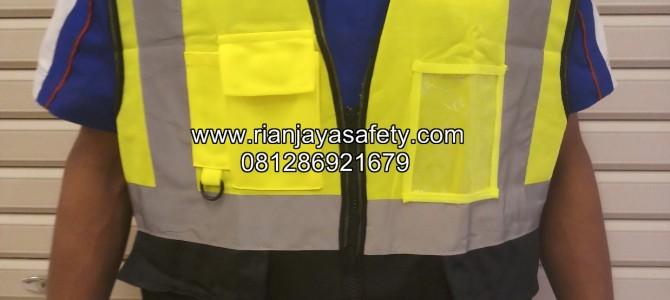 Jasa pembuatan rompi safety bandung