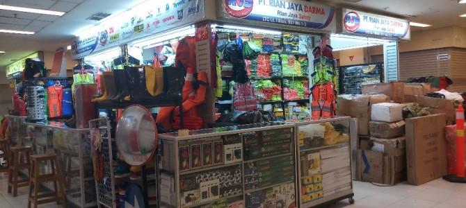 Perlengkapan alat safety murah di Jakarta
