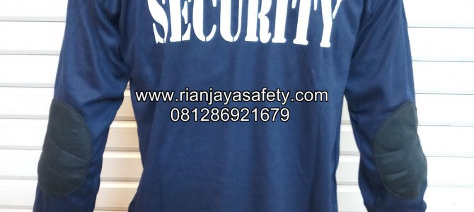 Jual baju safari security murah