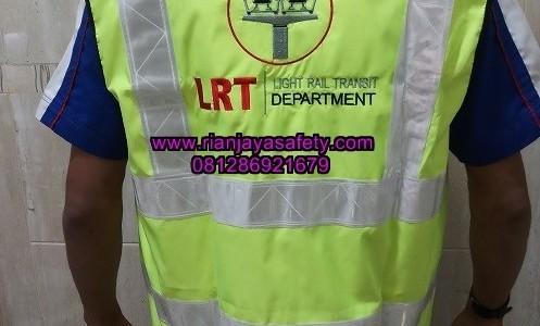 terima bordir logo perusahaan pada seragam kerja