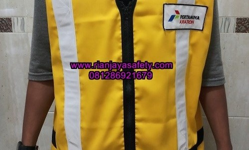 Jual safety vest proyek murah jakarta