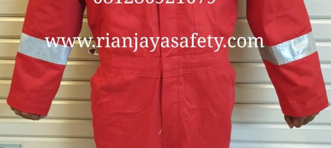 jual seragam kerja wearpack coverall fire retardant