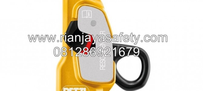 JUAL PETZL RESCUCUNDER ROPE CLAMP