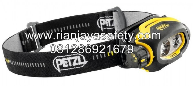 JUAL PETZL PIXA 3 HEADLAMP