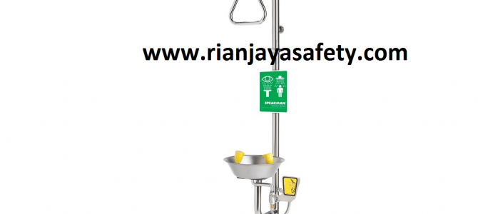 jual emergency shower stainless steel murah di jambi