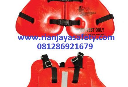 jual pelampung life jacket murah sea horse work vest jawa timur
