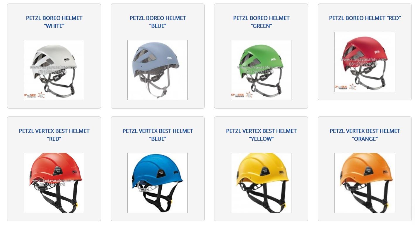 Distributor Petzl Helmet