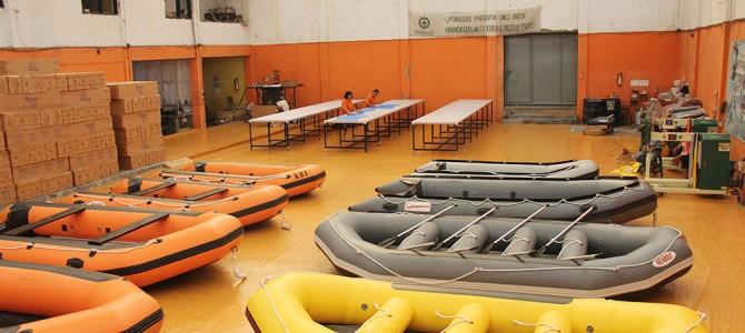 Jenis – jenis perahu air rescue banana boat