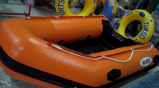 Jenis – jenis perahu karet rafting