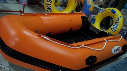 Agen penjualan perahu karet seabee rescue