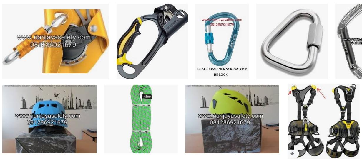 Alat Climbing Rian Jaya Safety