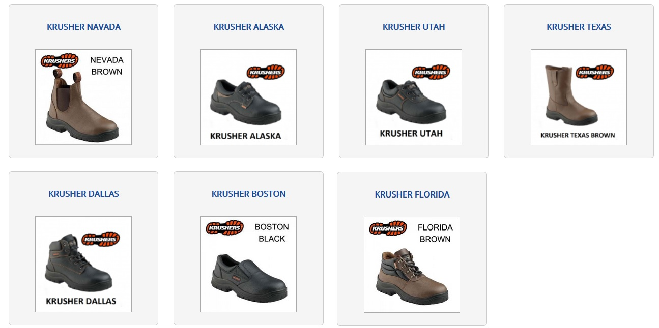 Krusher Safety Shoes